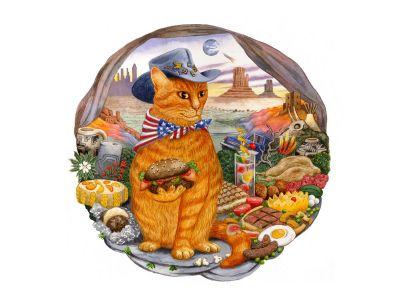 American cat