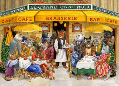 Cafe Cats