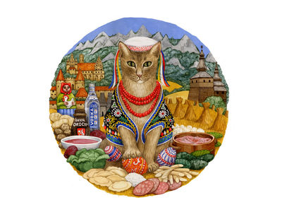 Polish cat