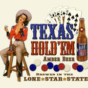 Texas Hold Em Poker Beer