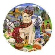 Scottish cat