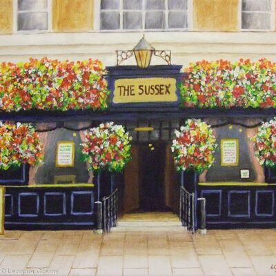 THE SUSSEX PUB