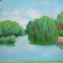 Lake, Regent's Park