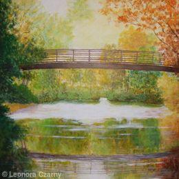 Bridge over River Dart