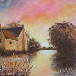 Willy Lott's House, Norfolk