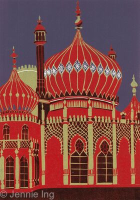 Brighton Pavilion (I)