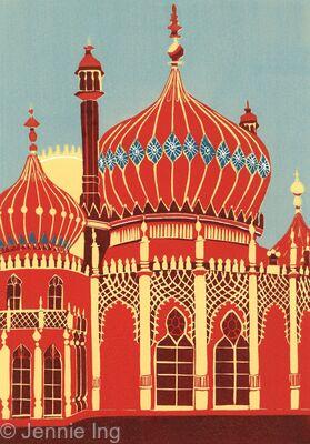 Brighton Pavilion (II)