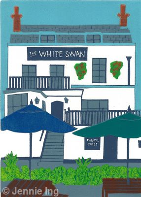 The White Swan (II)