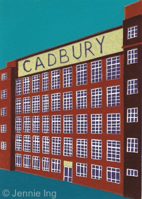 The Cadbury Building