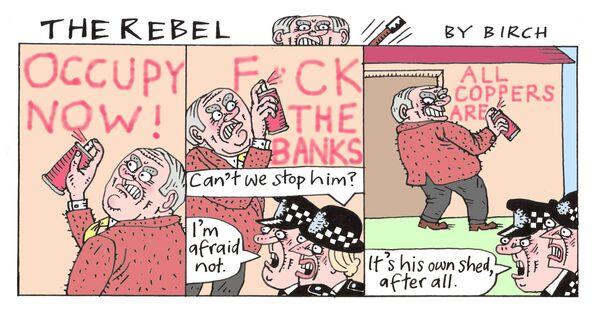 The Rebel (The Oldie)