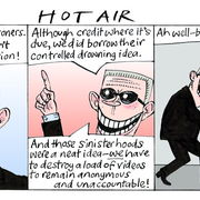 Inquisition (Hot Air, The Observer)