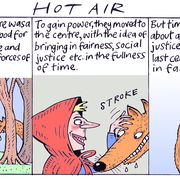 Little Red Riding Hood (Hot Air, The Observer)