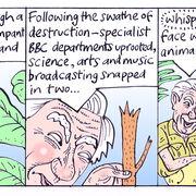 Awe-inspiring (Media Tarts, The Guardian)