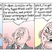 On the Head (Media Tarts, The Guardian)