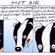 Badger (Hot Air, The Observer)