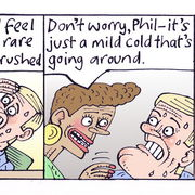 Cold (The Hypochondriac, The Sunday Times)
