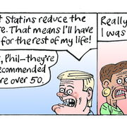Statins (The Hypochondriac,The Sunday Times)