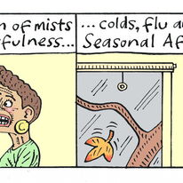 The Hypochondriac (The Sunday Times)