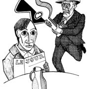 Braque and Picasso(Artists Limericks)