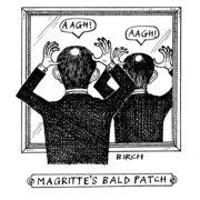 Rene Magritte (Artists Limericks)