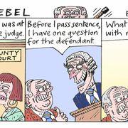Judge (The Rebel, The Oldie)