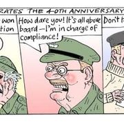 Dad's Army (Media Tarts, The Guardian)