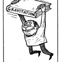 Gravitation (Science cartoons)
