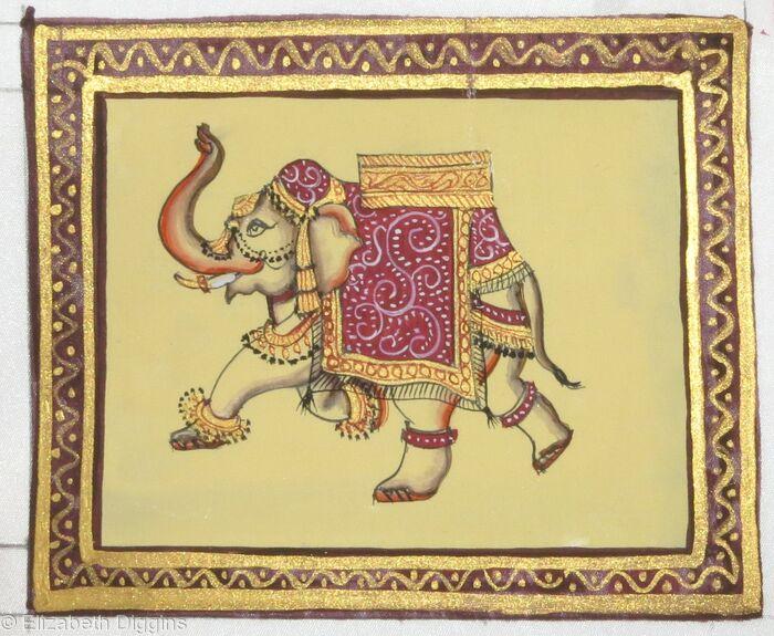 Miniature Elephant