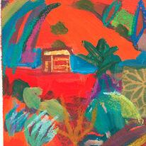 Red Hot Landscape
