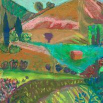 Patchwork Landscape 2