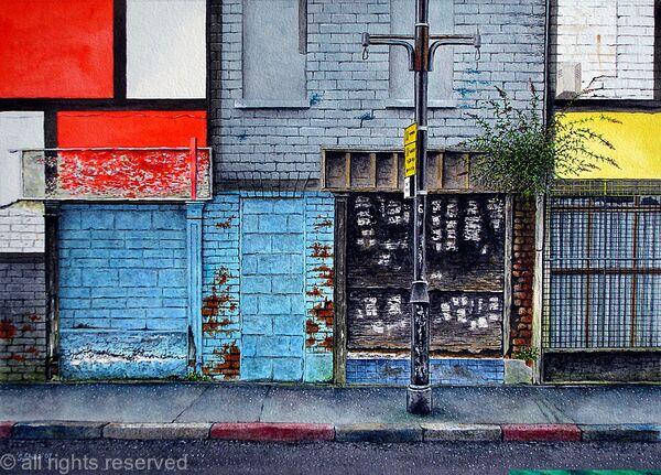 Down Sandy Row