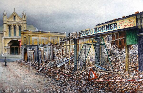 Krusty Korner
