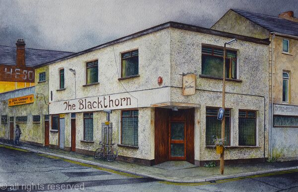 The Blackthorn Bar