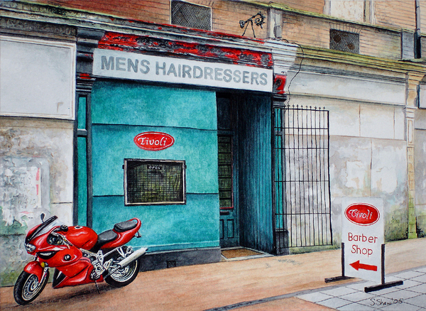 TIVOLI BARBER SHOP