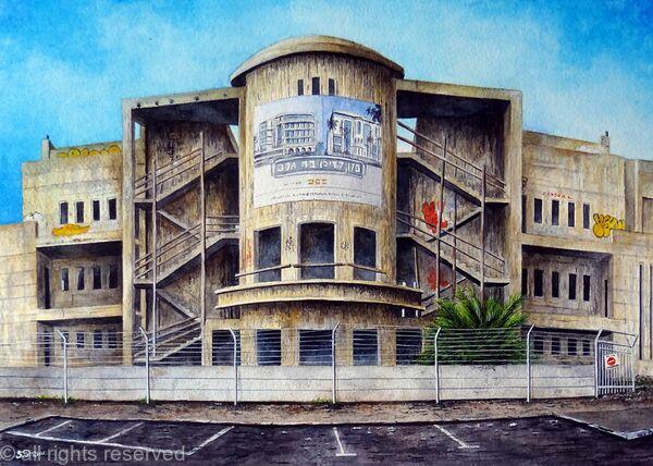 The Old Casino, Haifia