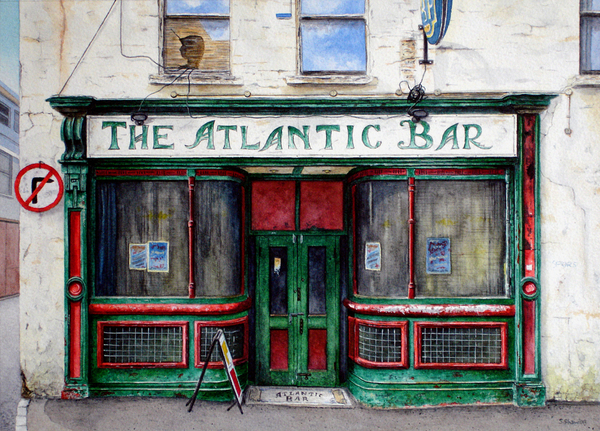 Altantic Bar, Portrush
