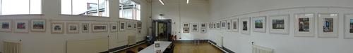 Shankill Library exhibition 2016
