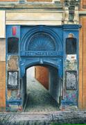 Pottingers Entry