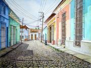 COBBLES AND CABLES, Holguin, Cuba