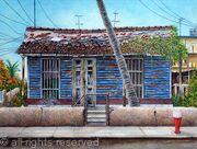 OLD HOUSE, Varadero, Cuba