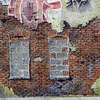 Fading Mural