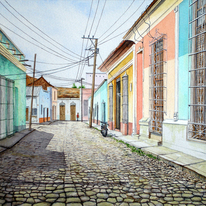 COBBLES AND CABLES, Holguin, Cuba