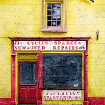 Cycle Shop, Ballycastle