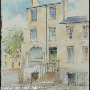 On Roundchurch Street, Cambridge