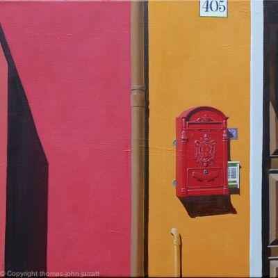 Burano postbox