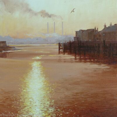 Sunny Thames 1963.