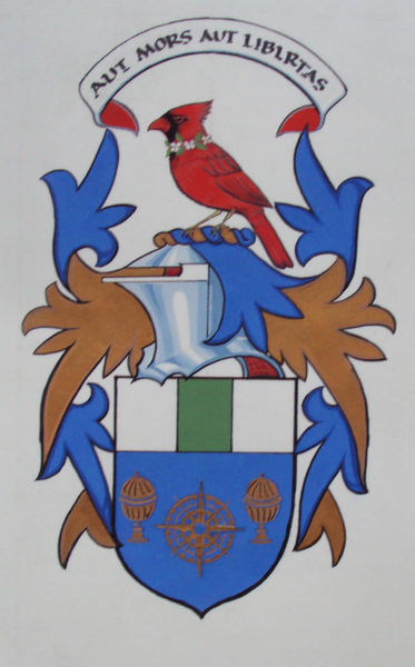 Armorial Bearings of John Henry Shaw