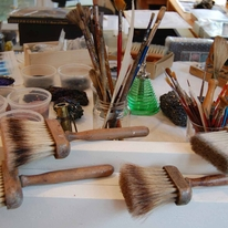 Adam's studio tools