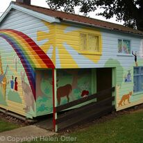 Colman Infant School Playhouse