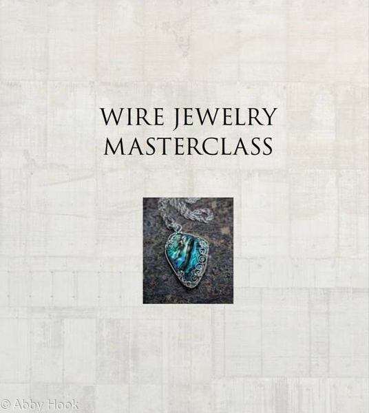 Wire Jewelry Masterclass - inside cover
